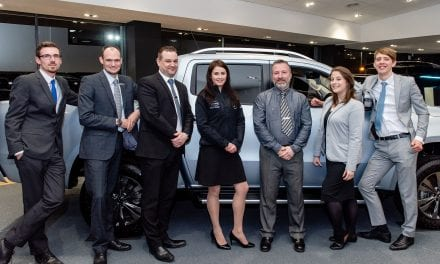 Mercedes-Benz Van Centre Exeter Celebrates Its First Birthday In Style