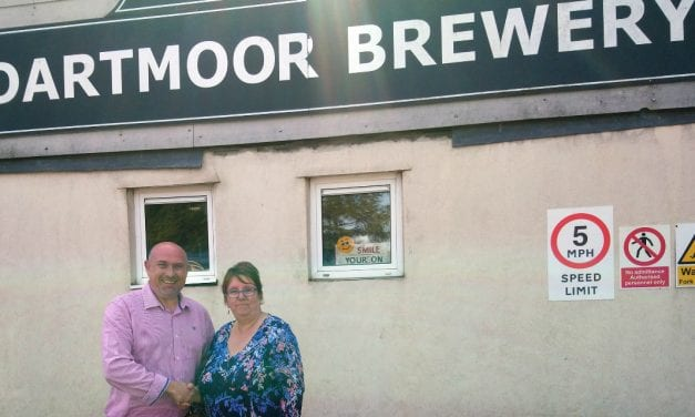 Devon Communities Together And Dartmoor Brewery Form 'Legend'ary New Partnership