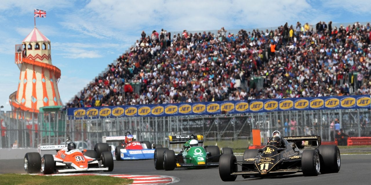 Win Silverstone Classic General Admission Tickets For Two From Lightfoot