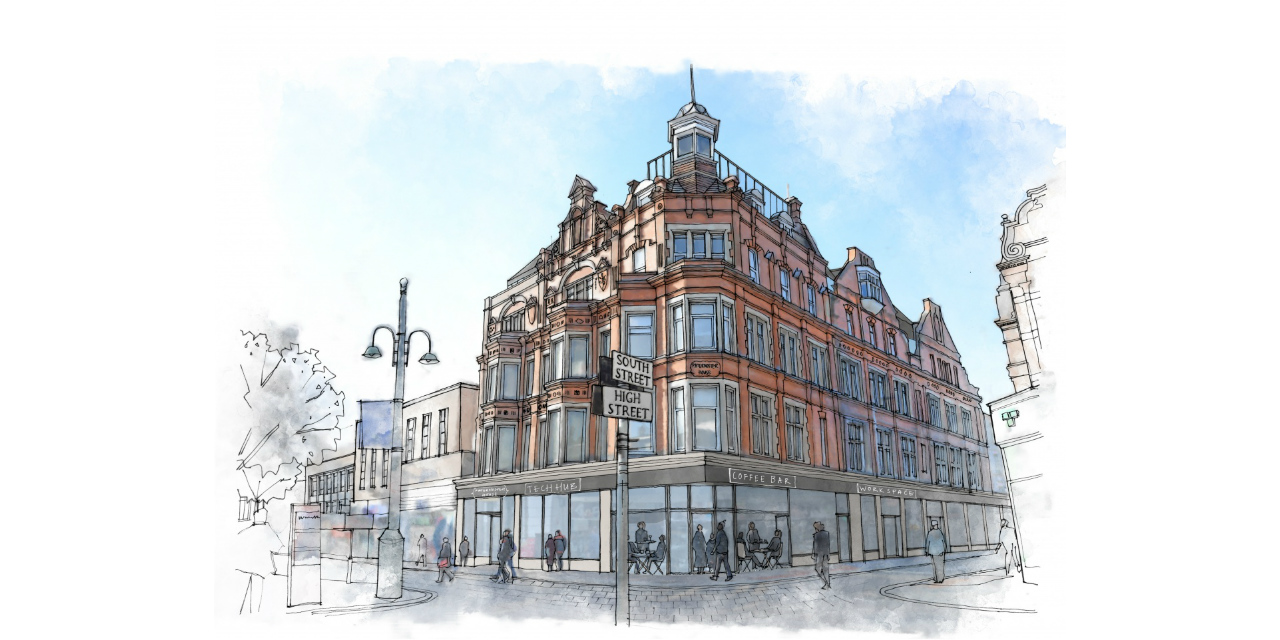 New Innovative Exeter Tech Hub To Be Developed In City Centre