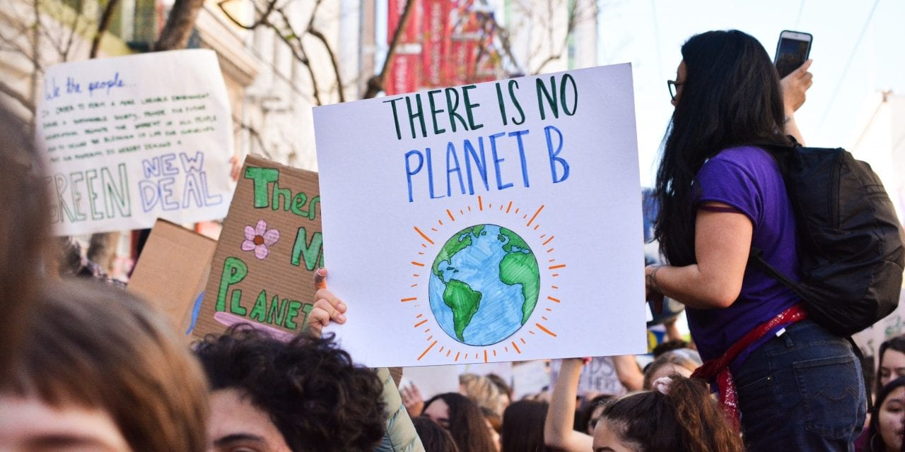 University Of Exeter Declares A Climate Emergency
