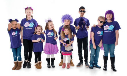 Crediton Children March For JIA Awareness