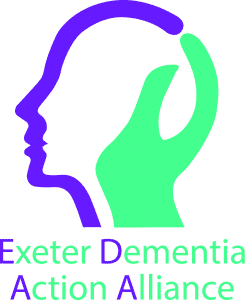 Exeter Dementia Action Alliance logo