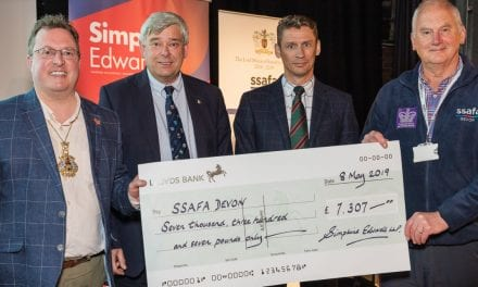 Exeter's Really Big Quiz Raises Thousands For Charity
