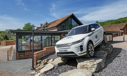 Land Rover Experience West Country Opens Up New Route For Business