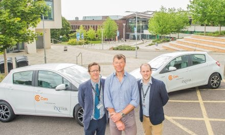 Co Cars And University Of Exeter Announce Sustainable, Hire-By-The-Hour Car Scheme