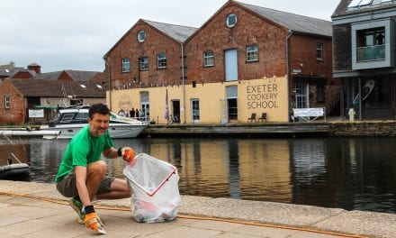 UK's Biggest Plogathon Set For Exeter