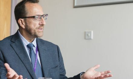 South Devon College's Laurence Frewin – Partnership Matters