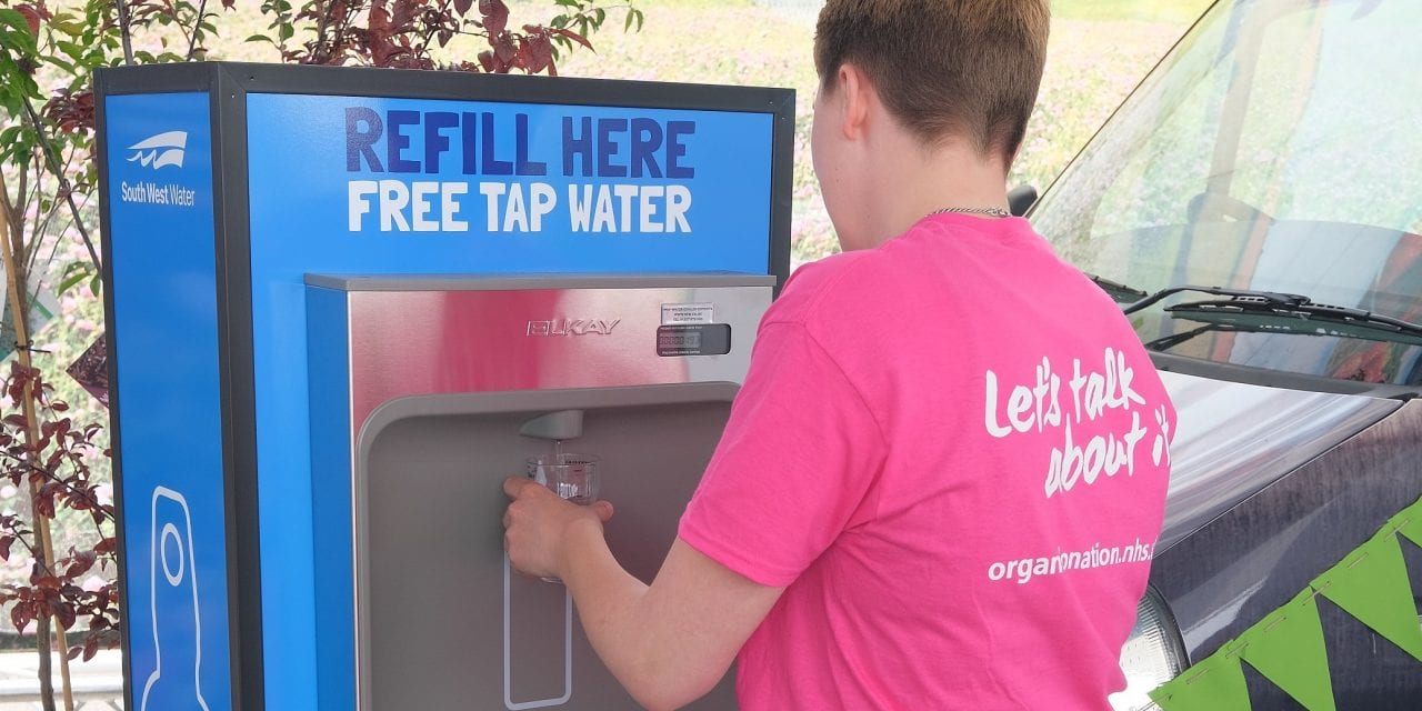 South West Water Backs Planet Earth Games to Promote Health and Hydration