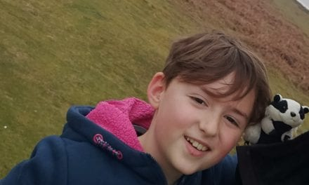 Dylan's Snowdon Hike; Can You Support His Fundraising Journey?