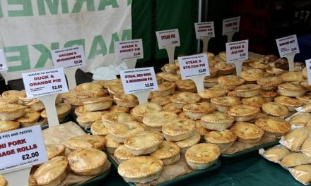 Exeter Farmers Market Has Something For Everyone