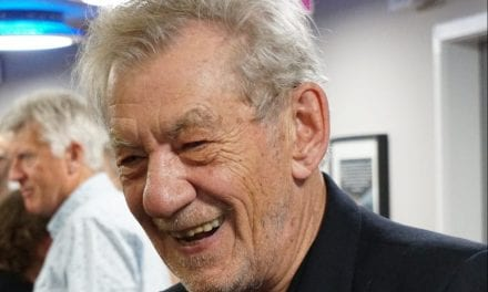 Sir Ian McKellen launches 'pay it forward' appeal to give away 1,000 free panto tickets to families in Exeter with bucket collection