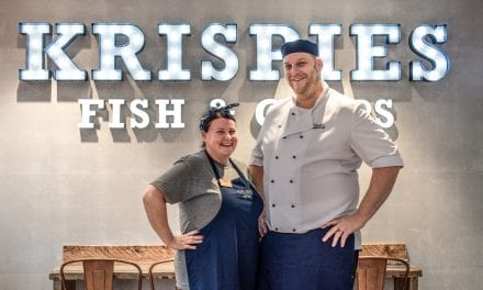 How Krispies in Exmouth became the Best Fish & Chips Shop in the UK