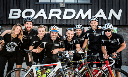 Ten cyclists, two hundred miles – Eagle One!