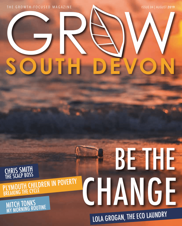 Grow South Devon August 2019 Edition