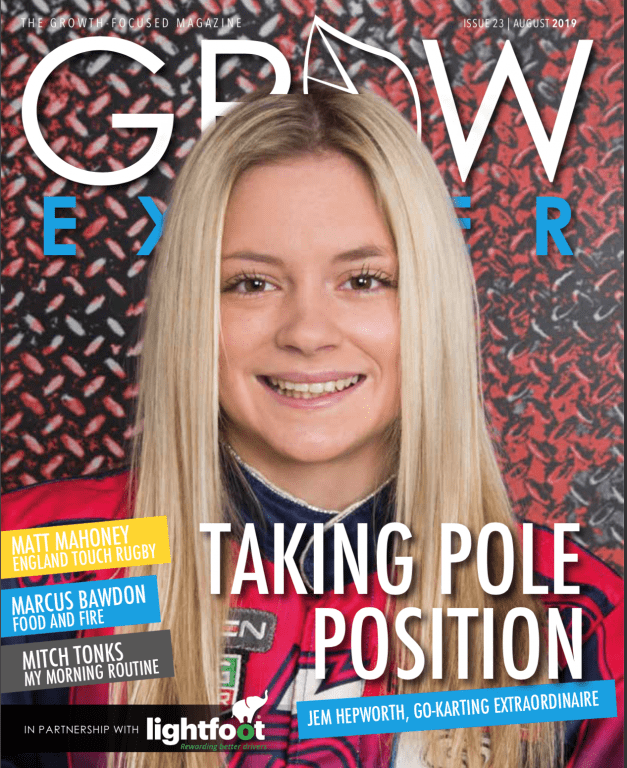 Grow Exeter August 2019 Edition