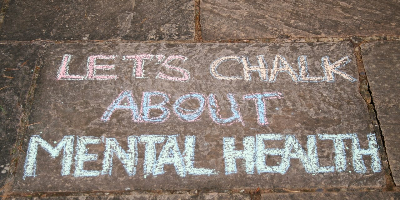 Let's Chalk About Mental Health – Exeter