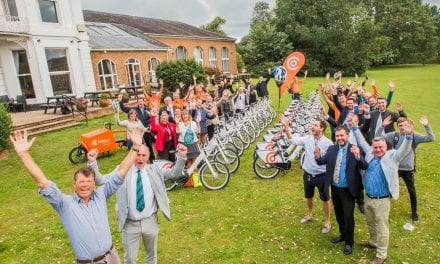 CO BIKES ARE BACK  ON THE STREETS OF EXETER!