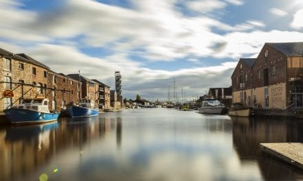 Win a special Exeter Quay experience at Rockfish and Exeter Cookery School!