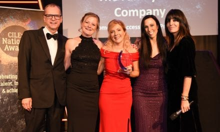 THE FAMILY LAW COMPANY- SUCCESS IN CILEx NATIONAL AWARDS