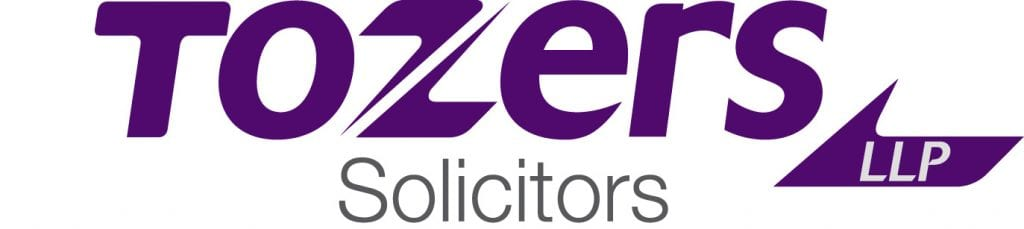 tozers solicitors logo