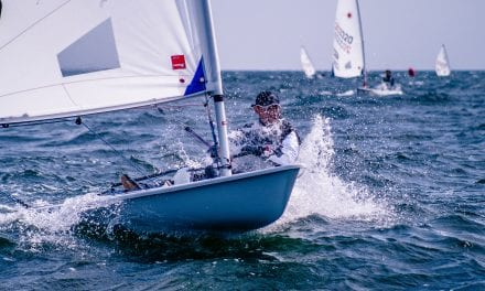 SOUTH DEVON COLLEGE- TIMOTHY MORGAN RACES ROUND THE WORLD
