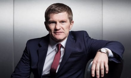 RICKY HATTON – BOXING LEGEND'S TOUR VISITS EXETER