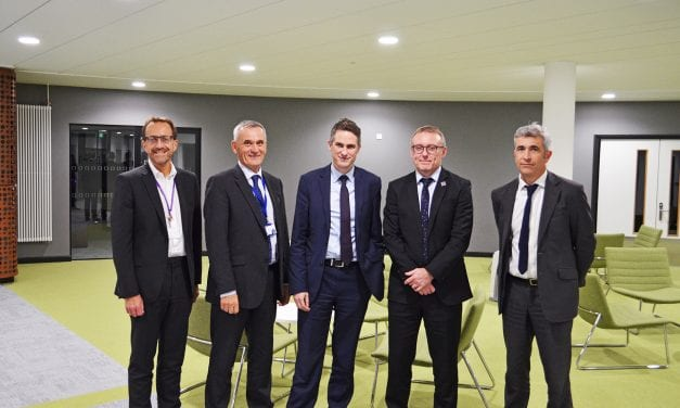 South Devon College – Education Secretary Meets College Leaders