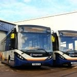 Stagecoach Announced As Exeter's Festive Travel Partner