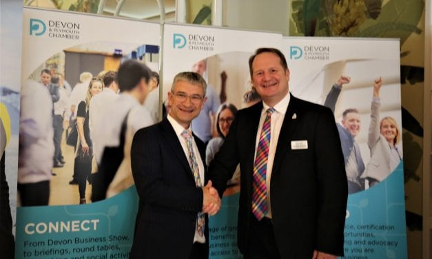 Inspire – Bright Future For Devon Business Thanks To New Link-Up