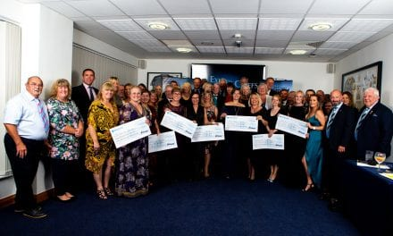 Exeter Chiefs Foundation – Over £200,000 Donated Locally