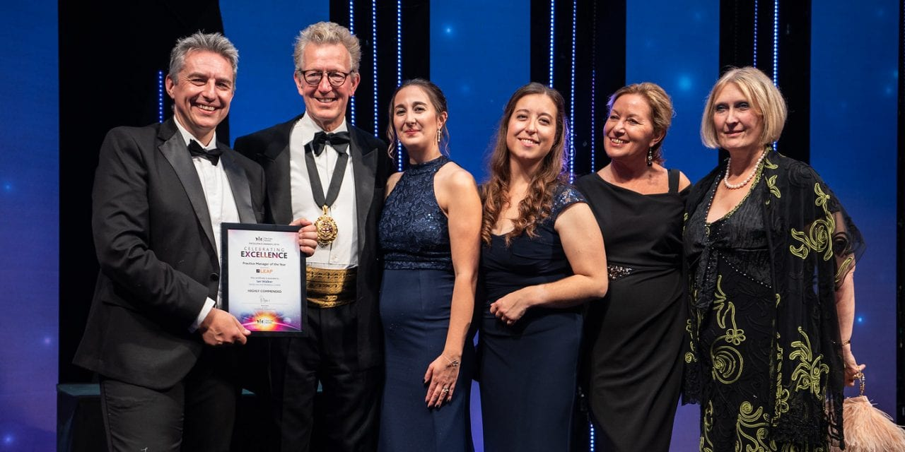 Ian Walker Family Law Highly Commended At Law Society Awards