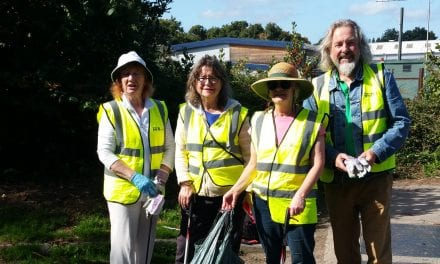 CPRE Devon – Leading The Way On Litter Picking