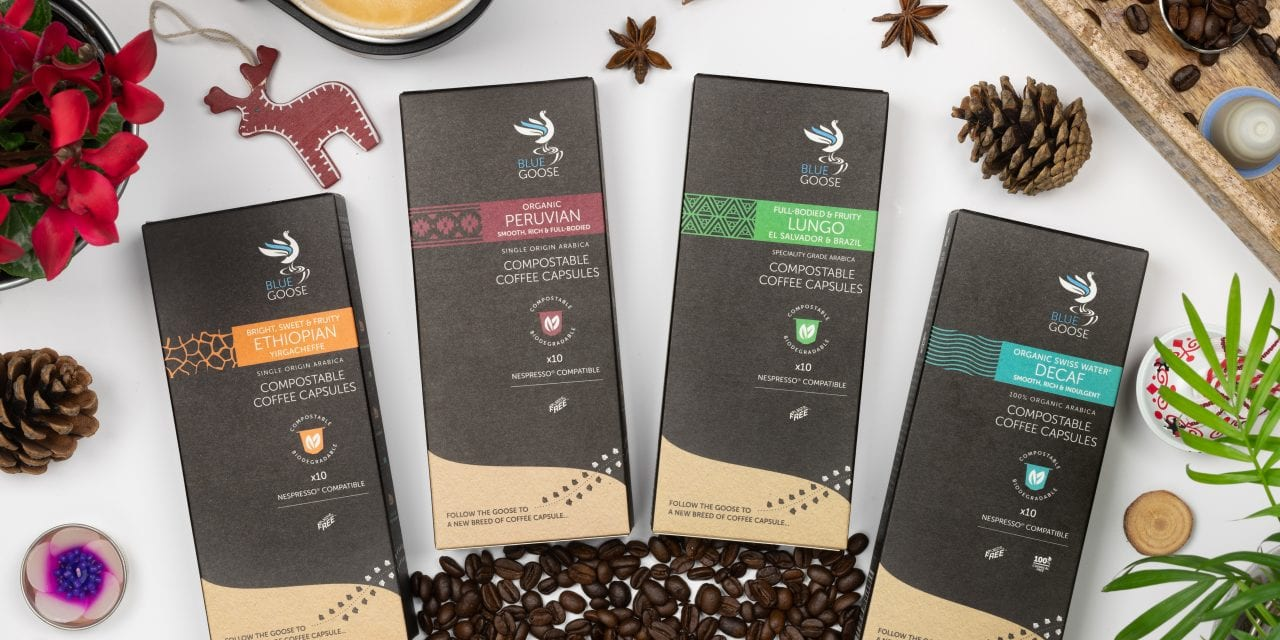 Blue Goose – Eco-Friendly Christmas Gifts For Coffee Lovers