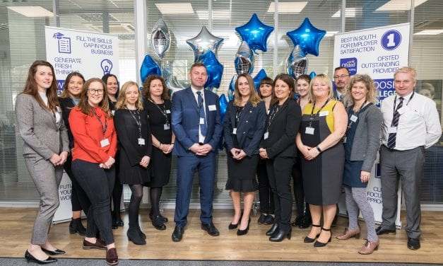 Exeter College – Apprenticeships Rated Top By Exeter Businesses