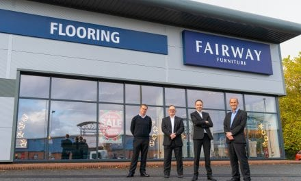 Fairway Furniture – Family Owned Store Gets Facelift