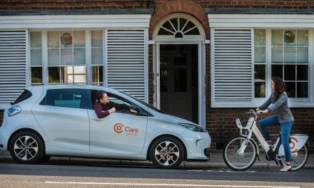 Co Cars & Co Bikes – Exeter's Electric Revolution