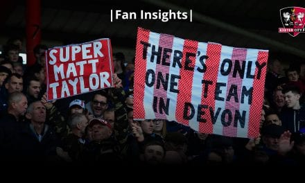 Exeter City Football Club Tops Fan Engagement Index
