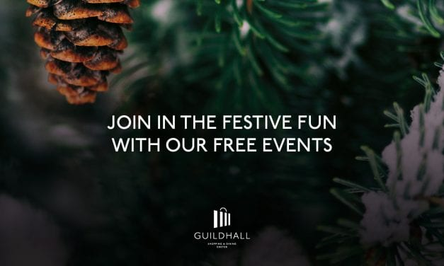 Guildhall Shopping & Dining – Join Us For A Season Of Free Events