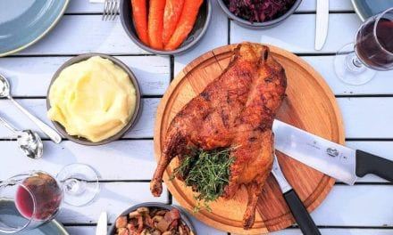 Whole Roast Duck – Recipe Of The Month With Paul Brinicombe