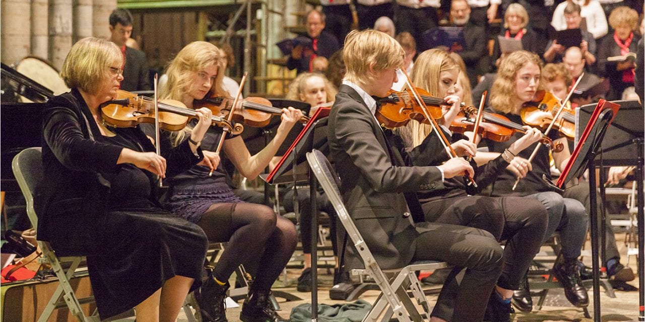 Exeter College's Festival Of Carols
