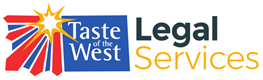 taste of the west legal services logo