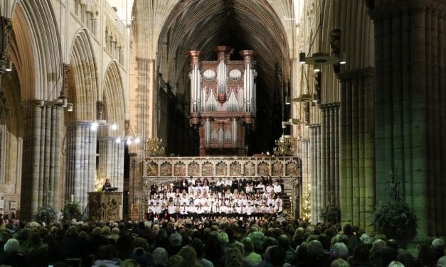 Exeter College Festival Of Carols Raises Money For Charity