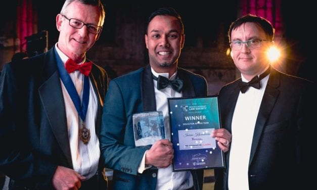 DASLS Solicitor Of The Year 2019 – Imran Khodabocus