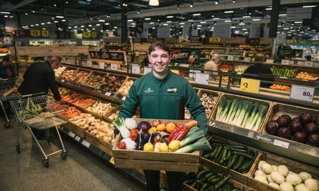 Morrisons leads the way by reducing packaging