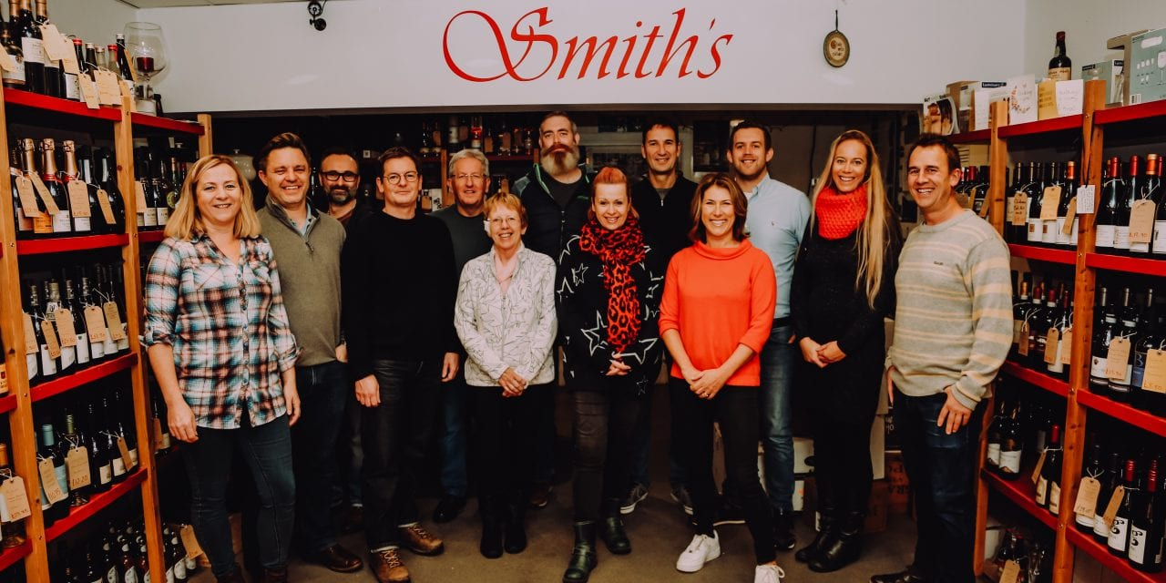 Team Smith Keeps The Wine Flowing On Magdalen Road