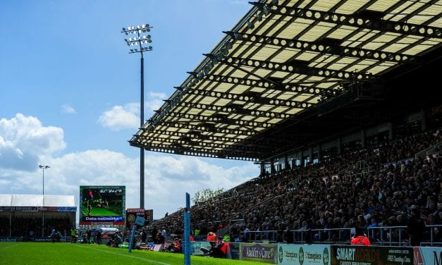 Exeter Chiefs – Tony Rowe Heralds Record Trading Year