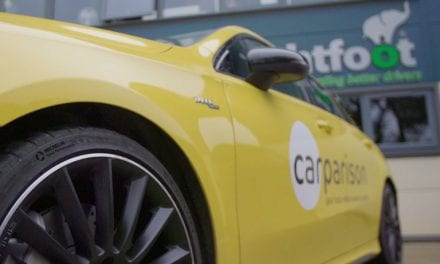 Lightfoot & Carparison – It's Not What You Drive, It's How You Drive.