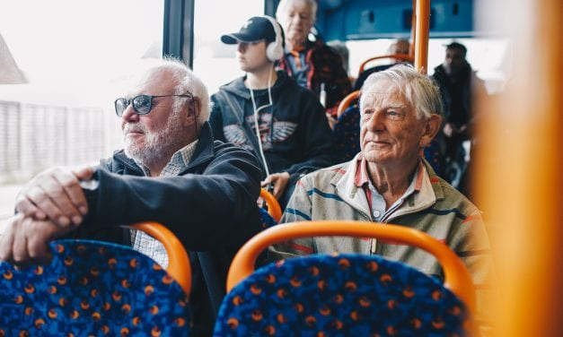 Stagecoach SW Encourage Passengers To Start Chatting