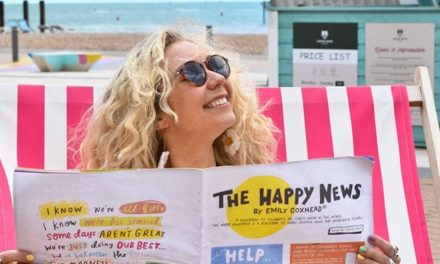 The Happy News – An Interview With Emily Coxhead